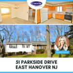 51 Parkside Drive, East Hanover NJ