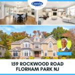 159 Rockwood Road, Florham Park NJ