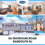 56 Shongum Road, Randolph NJ