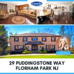 29 Puddingstone Way, Florham Park NJ