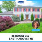 46 Roosevelt, East Hanover NJ