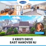 5 Kristi Drive East Hanover NJ