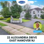 22 Alexandria Drive, East Hanover NJ