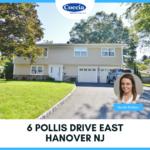 6 Pollis Drive, East Hanover NJ