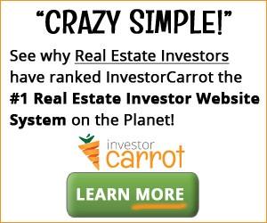 Investor web sites, Investor Carrot, REI web sites