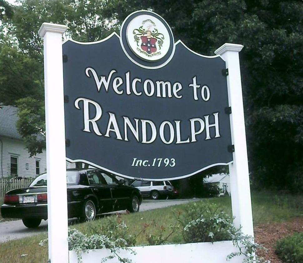 Houses in Randolph