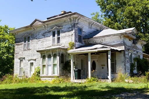 We buy houses in any condition AS-IS