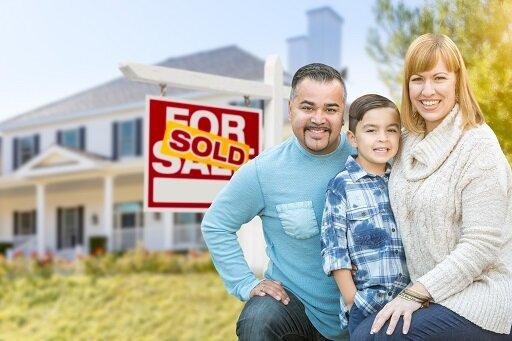 We buy houses fast - happy sellers