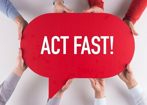 Act fast to sell house in Columbus OH