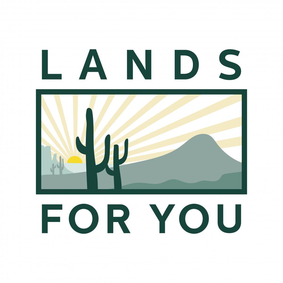Lands For You logo