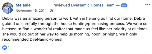 Dyenamic Home Buyers - Melanie