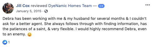 Dyenamic Home Buyers Review Jill