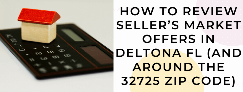 Sell My House In Deltona FL