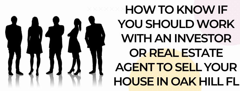 Sell My House In Oak Hill FL