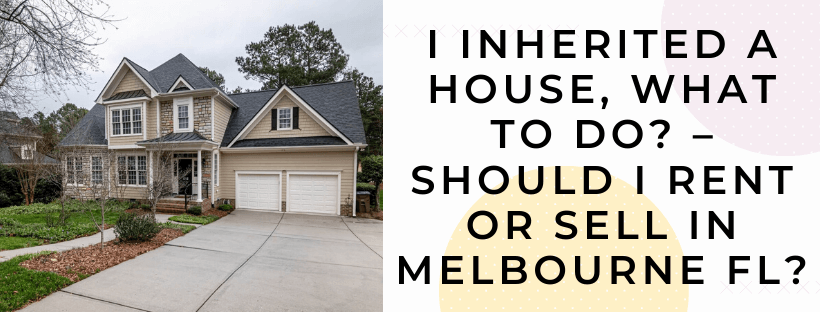 Sell My House In Melbourne FL