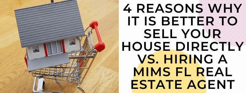 We buy houses in Mims FL