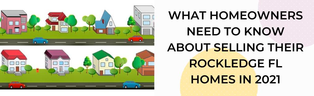 We buy houses in Rockledge FL
