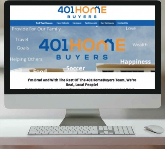 Learn About 401 Homebuyers