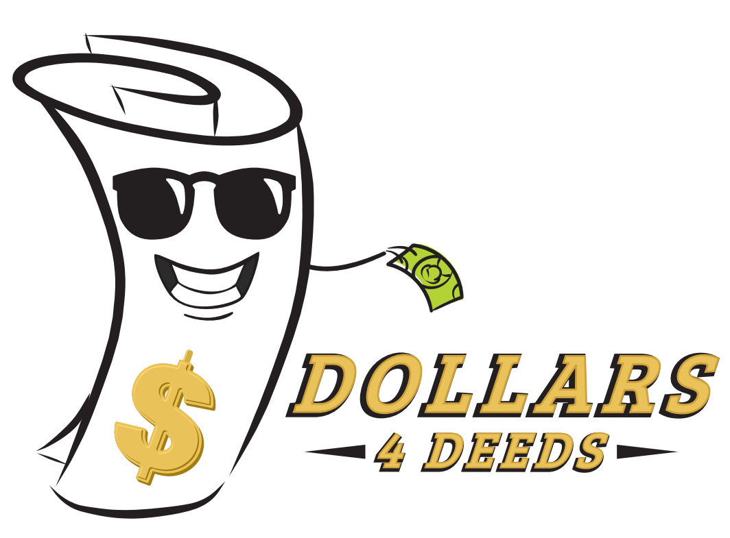 Dollars 4 Deeds Motivated Sellers logo