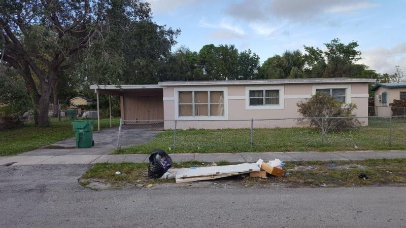3135 NW 2 St., Lauderhill, FL 33311, USA