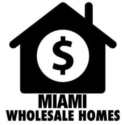 Miami Whole­sale Homes® logo