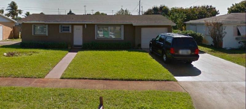 581 W 36th St West Palm Beach, FL 33404