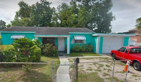 1040 Oriental Blvd Opa-locka, FL 33054