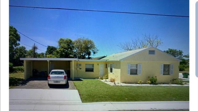 601 W 4 ST Riviera Beach, FL 33404