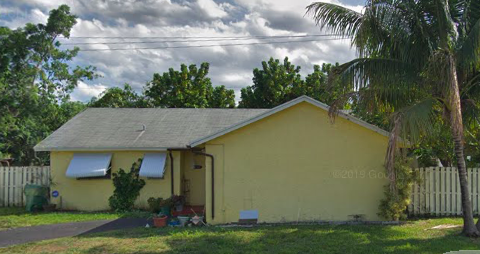 8140 NW 44th Ct Lauderhill, FL 33351
