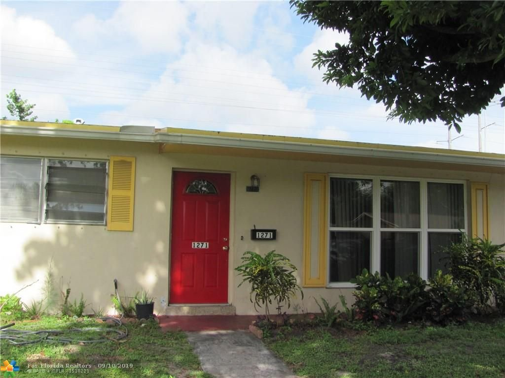 1271 NW 51st Ave Lauderhill, FL 33313