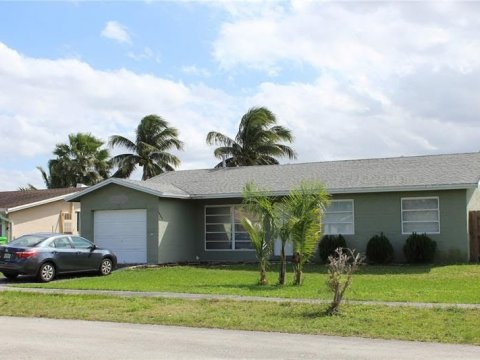 11630 NW 32nd Manor Sunrise, FL 33323, USA