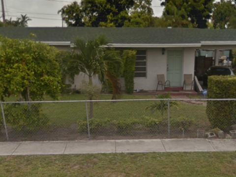 3410 NW 5th Ct Fort Lauderdale, FL 33311, USA