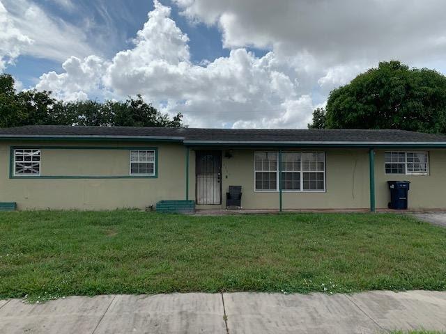 4260 NW 178th Terrace Miami Gardens, FL 33055, USA