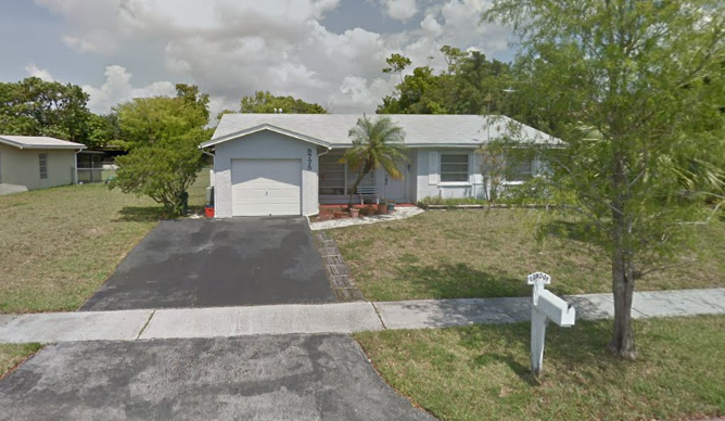 9775 NW 26th Ct Sunrise, FL 33322, USA