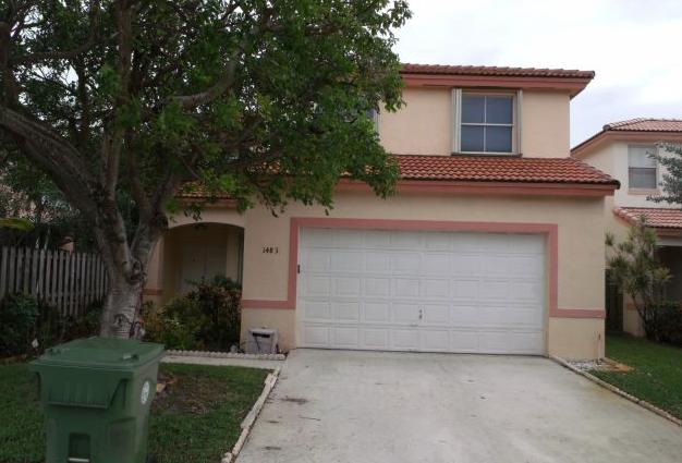 1483 SW 106th Ave Pembroke Pines, FL 33025