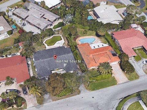 1607 NE 51st St Fort Lauderdale, FL 33334