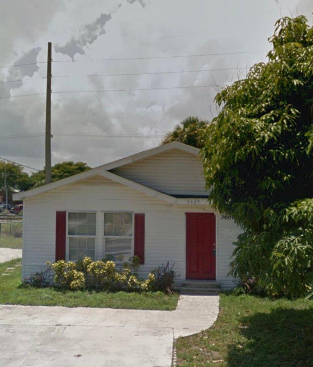 3609 Windsor AveWest Palm Beach, FL 33407, USA