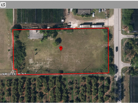 23346 SW 132nd Ave Homestead, FL 33032