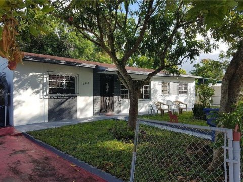 2465 NW 176th Terrace Miami Gardens, FL 33056, USA