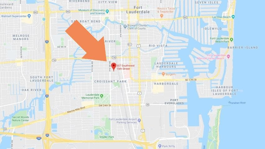 307 Sw 15th St Fort Lauderdale Fl 33315 Usa Miami Wholesale Homes