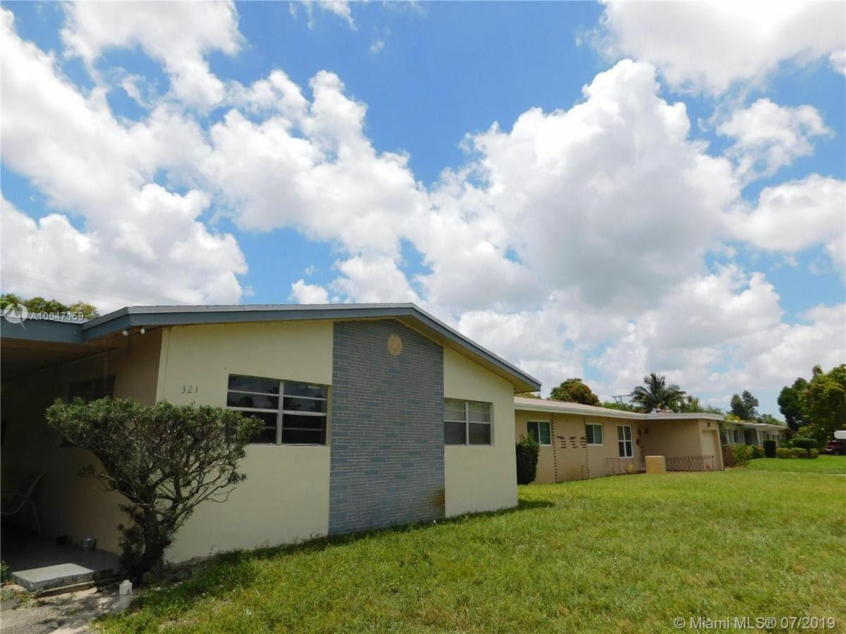 321 Kansas Ave Fort Lauderdale, FL 33312, USA