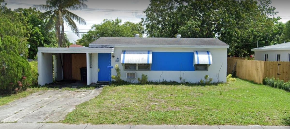 16625 NW 2 Ave., Miami Gardens 33168