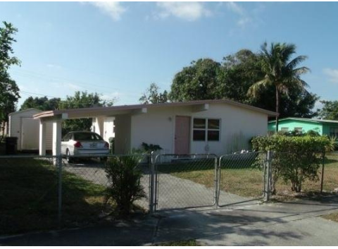 1620 NW 11th Pl Fort Lauderdale, FL 33311 USA
