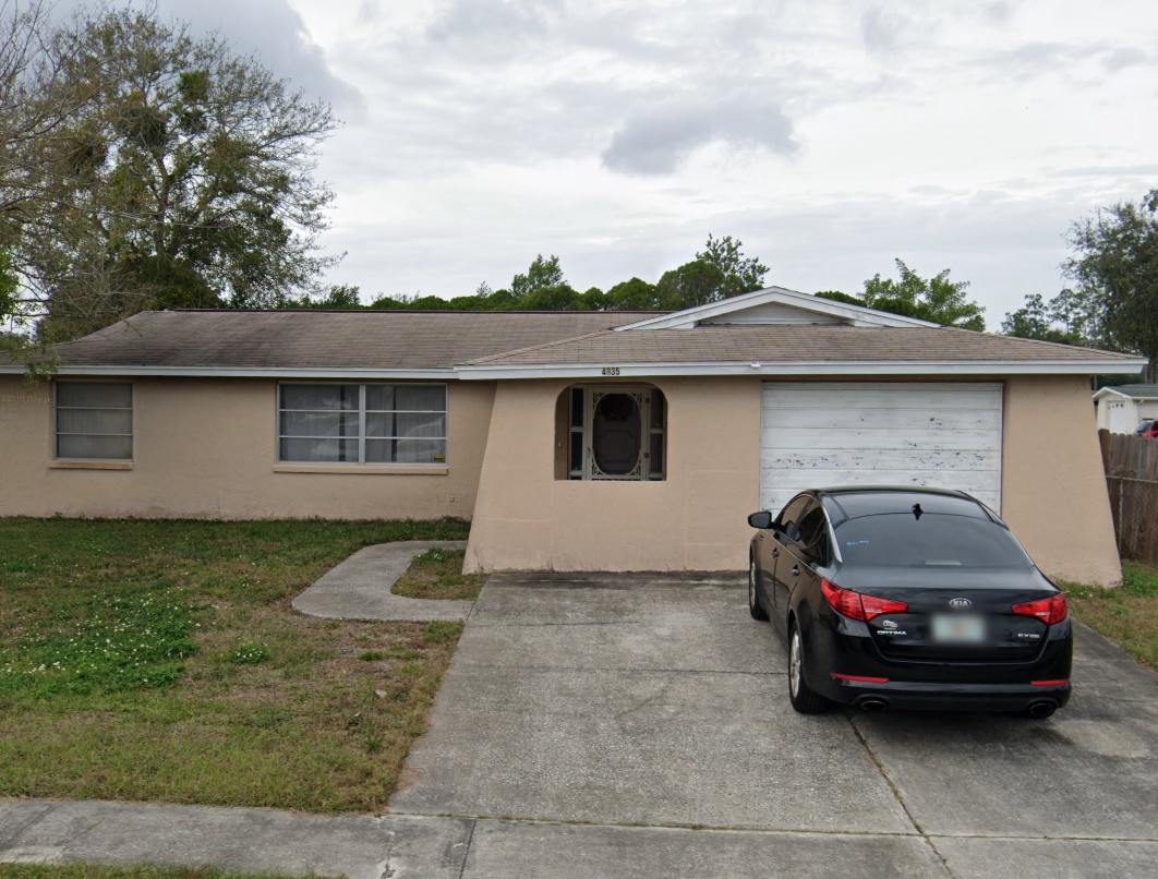 4935 Durney St New Port Richey, FL 34652, USA