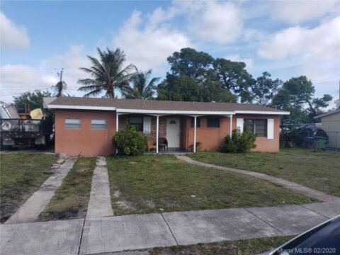 3211 NW 4th St Fort Lauderdale, FL 33311, USA