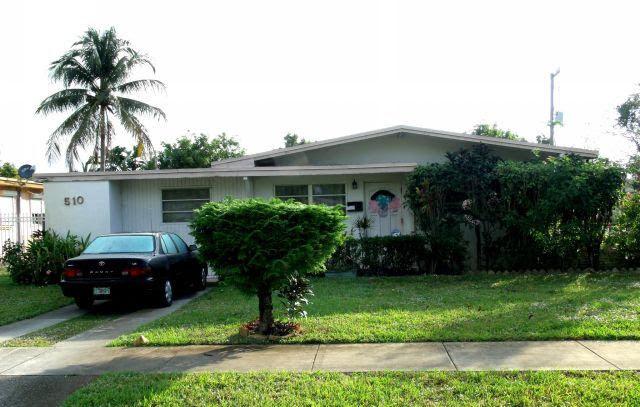 510 Carolina Ave Ft. Lauderdale FL 33312