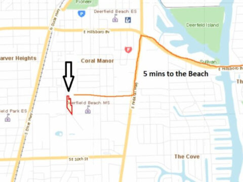 600 NE 2nd Ave Deerfield Beach, FL 33441, USA