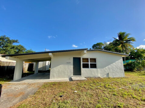 1620 NW 11th Pl, Fort Lauderdale, FL 33311