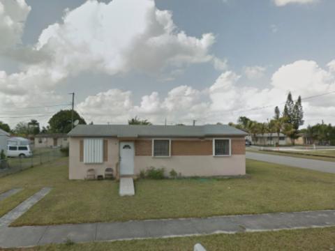 822 NW 1st St Florida City, FL 33034, USA