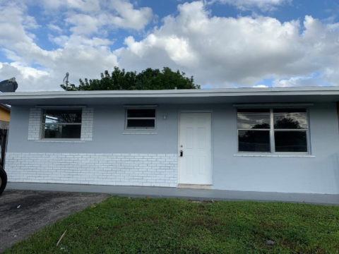 1750 SW 70th Way North Lauderdale, FL 33068